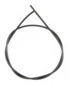 Шнурок кожаный d = 3,0 мм черный